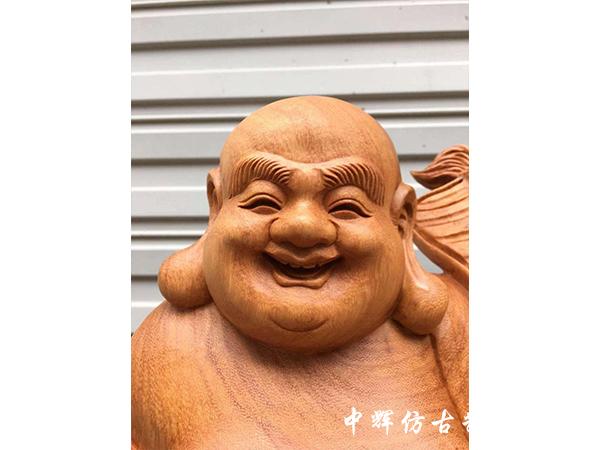 佛像塑雕6
